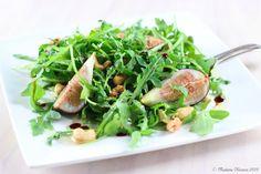 Madame Xícaras: Salada de Figos e Mel