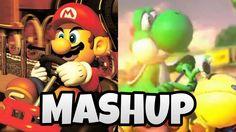 Kalimari Meadows - Mario Kart 64 / Wii Mashup