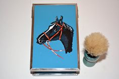 Reserved For Brittanyvintage Shaving Kit Unused Sweet Horse With Williams Luxury…