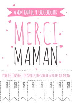 Gift idea for Mom ♥ DIY Mother's Day to print - gifts Diy Gifts For Mothers, Mother Gifts, Pink Nail Art, Mother's Day Diy, Super Mom, Teacher Gifts, Fathers Day, How To Plan, Parents