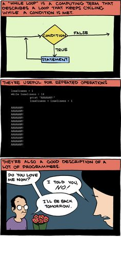 Brilliant!!!  There's nothing like SMBC; it's always the BEST,!            Gotta love it!  SMBC is the best!