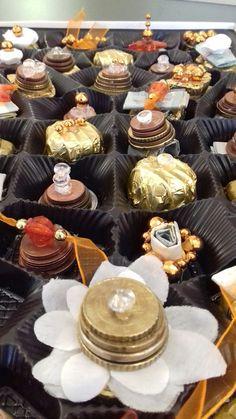 Geldpraninen - für süße Naschkatzen ☺ Desserts, Food, Diy Presents, Craft, Meal, Deserts, Essen, Hoods, Dessert