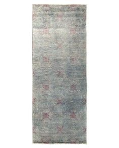 """Solo Rugs Vibrance Overdyed Area Rug, 4' x 10'3"""""""