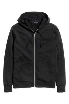 Welcome to H&M, we offer fashion and quality clothing at the best price in a sustainable way. Basic Outfits, Zip Hoodie, Black Hoodie, Hooded Sweatshirts, Hooded Jacket, Hoods, Man Shop, Mens Fashion, Jackets