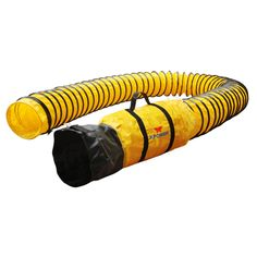 XPOWER 25 Ft. Ducting Hose (8DH25) - 8DH25
