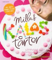 Millas kalastårtor,book about cakes on swedish
