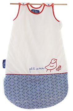 La Petite Chose Baby Sleep Sack Adjustable Length  Naturally Cozy Little Bird 012 months >>> For more information, visit image link.