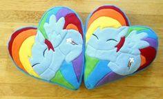 Pony pillow