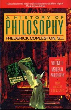 A History of Philosophy: Medieval Philosophy