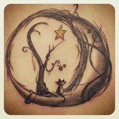 Quand un tattoo raconte une histoire ! ❤️