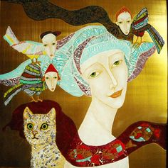 Emaillekunst van Szvetlana Toth en Olga Erokhova in Ravenstein | Arenalokaal LNN