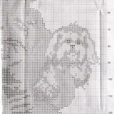 Схема вышивки Светский Нью-Йорк (Vervaco) 4 из 4