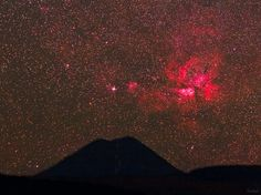 Space Pictures This Week: Pink Nebula, Moon Map, More