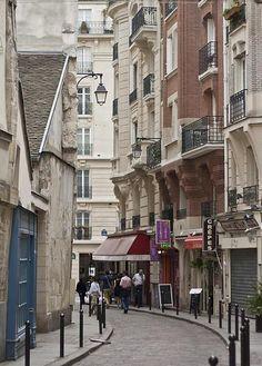 Rue Galande √