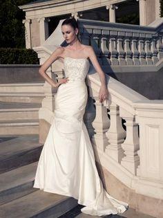 The Wedding At Liz Clinton Casablanca 2097
