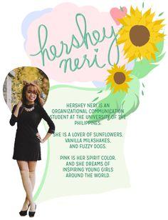 Pin it Pinas – Hey Hershey Organizational Communication, Vanilla Milkshake, Philippines, Student, Vanilla Smoothie