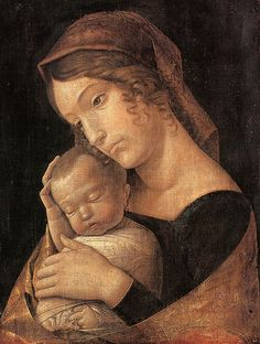 The Virgin and Child  ANDREA MANTEGNA (Isola di Carturo, 1431 – Mantova, 13 settembre 1506)