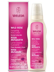 Weleda Body Care- Wild Rose Body Lotion 6.8 fl oz