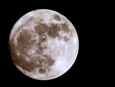 Supermoon Tonight