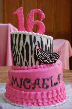 Sweet 16 lol looking for party ideas for my 16th and found this.