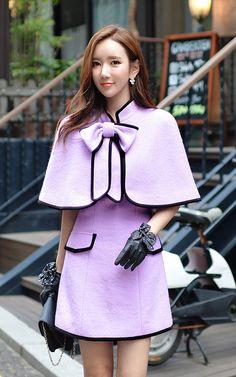 Morpheus Boutique - Purple Black Vest Dress, $149.99 (http://www.morpheusboutique.com/new-arrivals/purple-black-vest-dress/)
