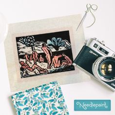 Stitch your own custom needlepoint kit at NeedlePaint. Upload a photo or graphic to create a custom needlepoint Canvas. Needlepoint Kits, Needlepoint Canvases, Stitch Markers, Stitch Fix, Your Favorite, Stitches, Art Pieces, Canvas Art, Learning