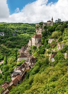 Rocamadour (by philhaber)