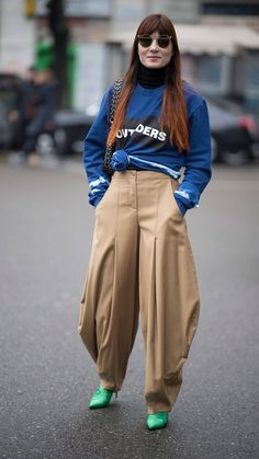 STYLECASTER | Outfit Ideas | Street Style | Spring Outfits | Fashion Inspiration | The Best of Europe's Fashion Weeks Street Style Looks