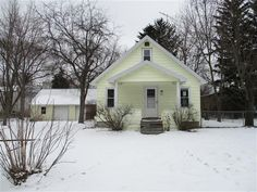Great Value on this HUD House! Nice 3 bedroom home. Large living area, clean basement with an extra room. Block 2 car garage with an upstairs for storage. Fenced in yard. Central Air. Disclosures: Property is NOT located in a FEMA Special Flood Hazard Area but is listed as a moderate to low flood risk. Please refer to www.FloodSmart.gov for additional information regarding flood zones and insurance, IE-FHA 203B with Repair Escrow financing availability is subject to buyer's appraisal