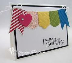 stampin up hearts a flutter - Google Search