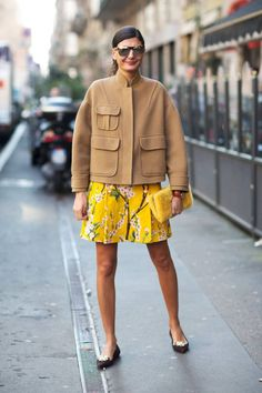 Streetstyle: Milan Fashion Week