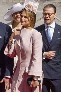 Royal Style – Les princesses de Suède sur leur 31