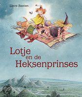 Lotje tovert haar kleine nichtje om in een heksenprinses en samen maken ze een reis op een vliegend tapijt.