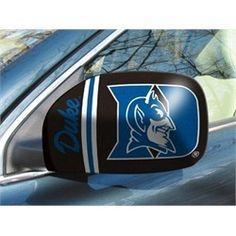 Duke Blue Devils  Small Side Mirror Covers Car Cover
