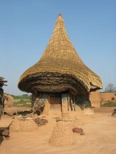 Case traditionelle de Niofoin, RCI