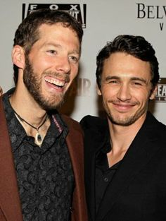 James Franco and Aron Ralston