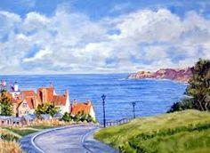 Runswick Bay North Yorkshire