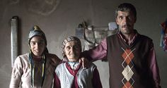 Turkey: Few Traces of Armenian Past To Be Found a Century Later - Only the older woman standing in middle of this Christian Armenian family, living in the village of Komik, can still speak Armenian. By Anahit Hayrapetyan Eurasianet - For Armenians, t