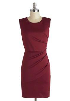 The More the Mulberry Dress | Mod Retro Vintage Dresses | ModCloth.com