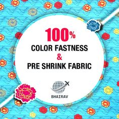 We always think for our customer's daily requisite and thus we bring new ideas with our fabrics in order to create perfect outfit. Equally, we assure 100% Color Fastness & Pre Shrink Fabric.