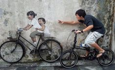 Little Children on a Bicycle | Cuded