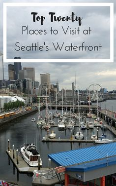 A visit to Seattle isn't complete without a trip to the waterfront. Check out our top twenty recommendations on what to see, eat, and do along Alaskan Way!