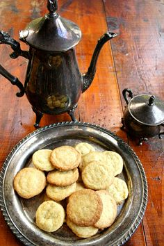 Crackers on the Couch: 12 Days of Christmas Cookies: Day 7 Russian Tea Cookies