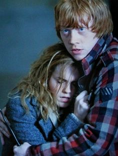 How can I have this much love for a fictional couple  Wait what am I saying  Ron and Hermione are real