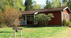 pro: günstig, 2 Schlafzimmer mit Doppelbetten Contra:  1 Badezimmer, Tief in Schweden, 2 Schlafzimmer mit 3 Betten drin