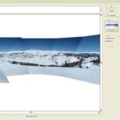 Using Photomerge for Stunning Panoramic Photos (and some tips for shooting panoramics)