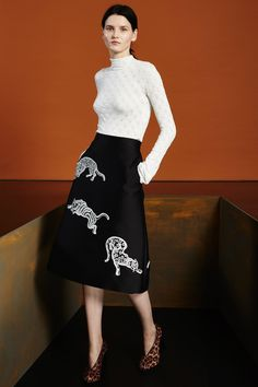 Stella McCartney Pre-Fall 2015 Runway – Vogue