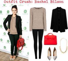 Outfit Inspiration: Rachel Bilson