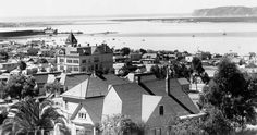 Photo of San Diego in 1900