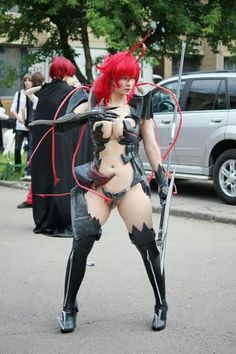 The Best of Halloween Costumes 2015: Costumes Aren't Just For Halloween Anymore! Cosplay At It's Best